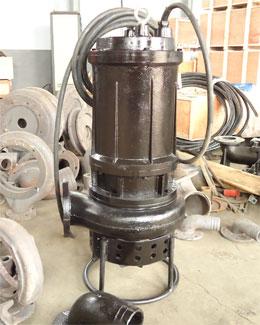 小型潜水泥浆泵-首选ZSQ型