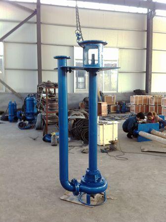 立式沙石渣浆泵 清淤排沙泵