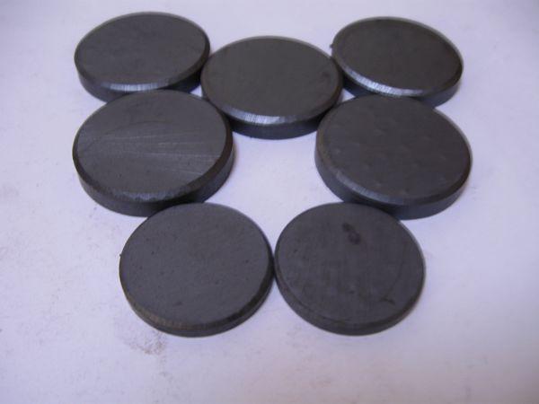工厂供应过滤机械用强磁铁氧体磁钢