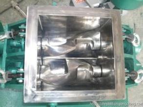 莱州鲁博化机300L电加热液压翻缸捏合机
