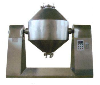 莱州鲁博化机供应双锥回转真空干燥机
