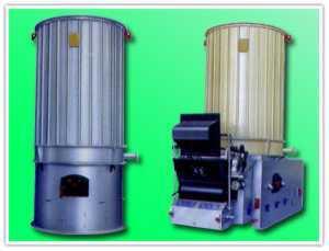 反应釜加热配套用导热油炉