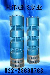 單項深井潛水泵
