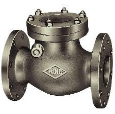 RING铸铁横式止回阀FIG.065A