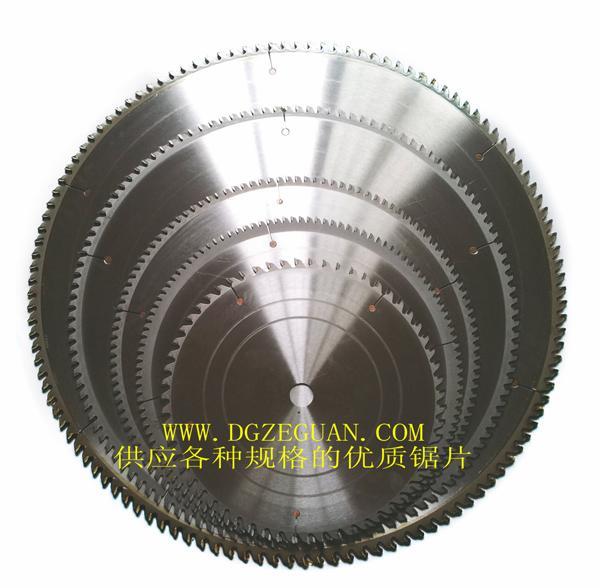 东莞合金锯片 无毛刺铝铜切割片 高速铝材锯片