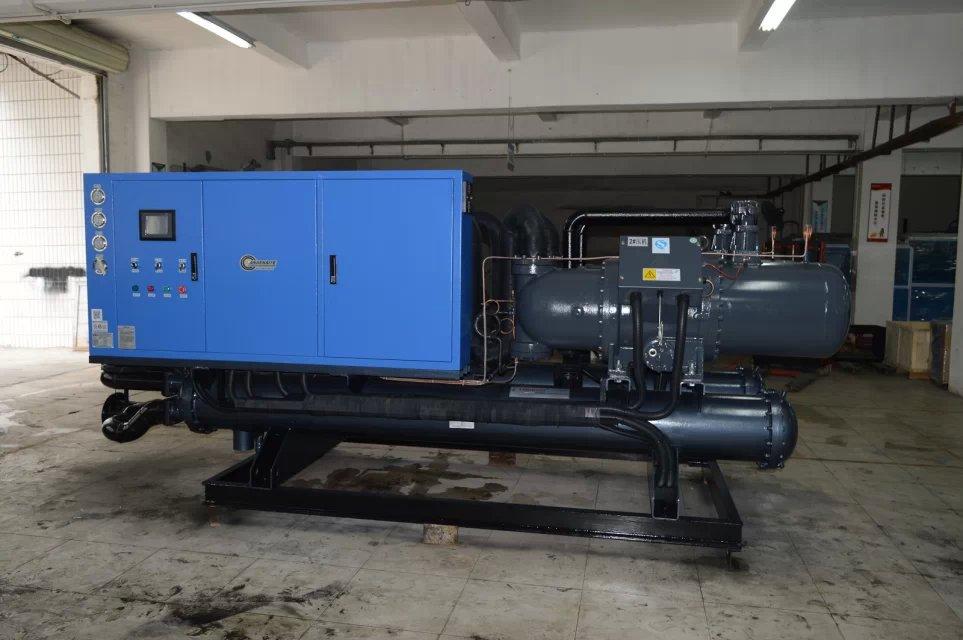 低温工业冻水机