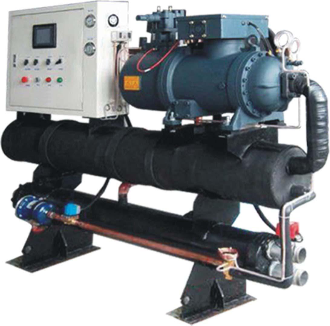 螺杆式工业冰水机
