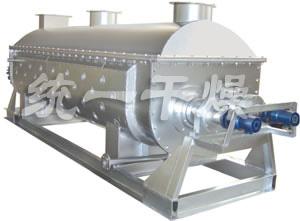 磷石膏专用空心桨叶干燥机