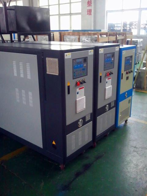 博盛油温机,高温油温机,模具温度控制机