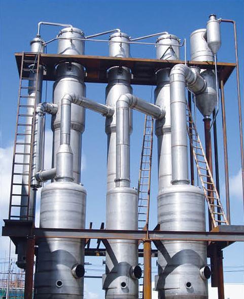 三效蒸发器
