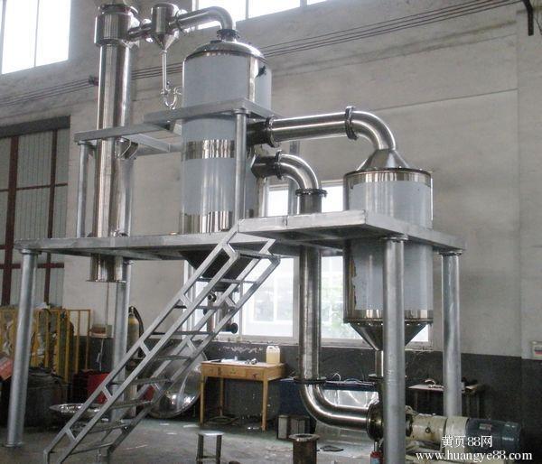 强制循环蒸发结晶器