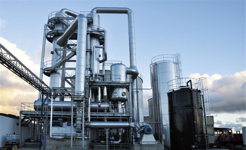 廢水處理蒸發器