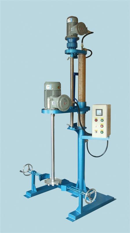 供应>电动升降分散机/变频调速分散机