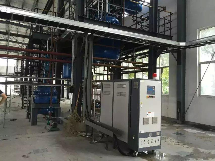 反應釜冷熱一體機,導熱油加熱器,油循環溫度控制機