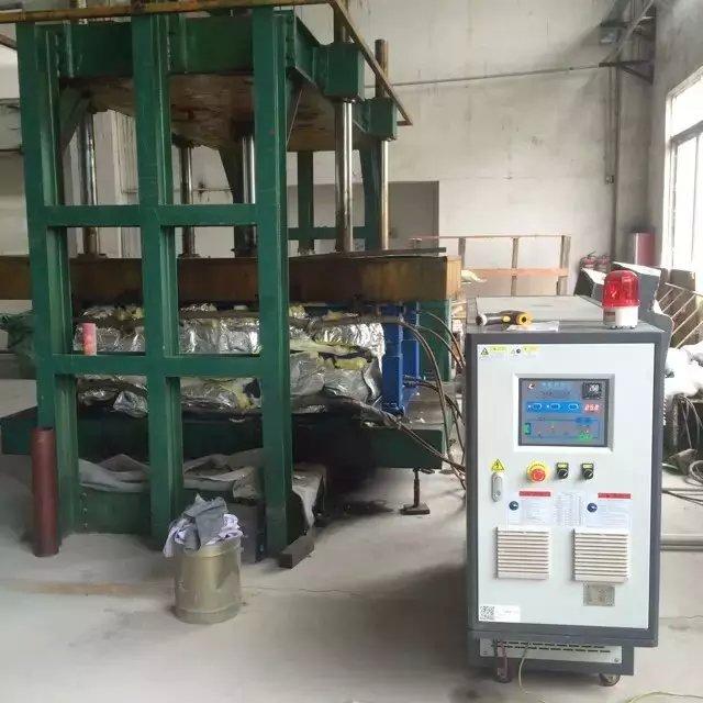 SMC玻璃钢模具控温机,油加热器,玻璃钢专用模温机