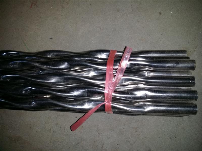 大量供应螺旋扁管,螺旋扁管换热器