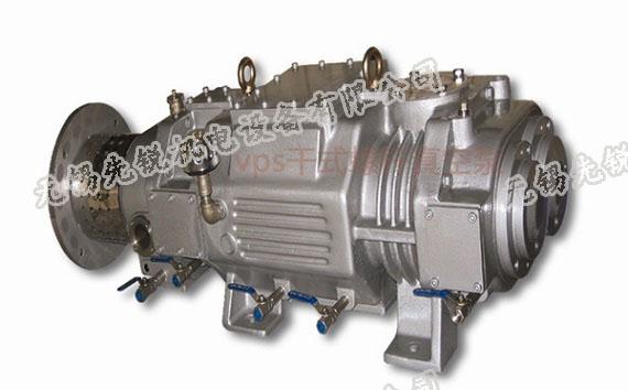 韓國原裝進口VPS干式真空泵VPS-P系列中型干式螺桿真空泵
