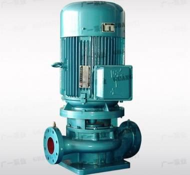广一水泵丨安装管道离心泵时所用配件质量必须过硬