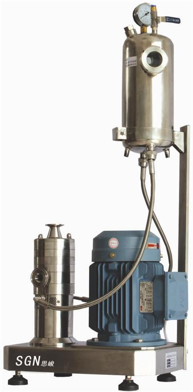 GMSD2000腈纶阻燃剂超高速研磨分散机