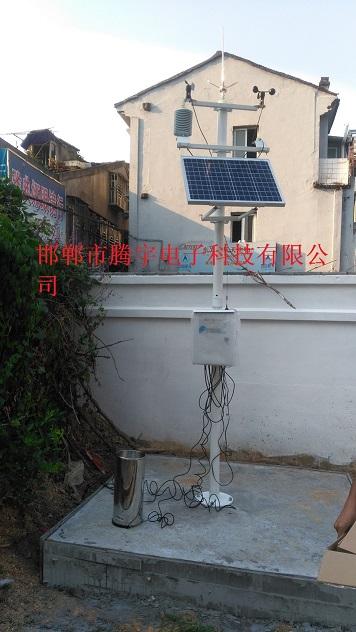 自動小型氣象站制造商