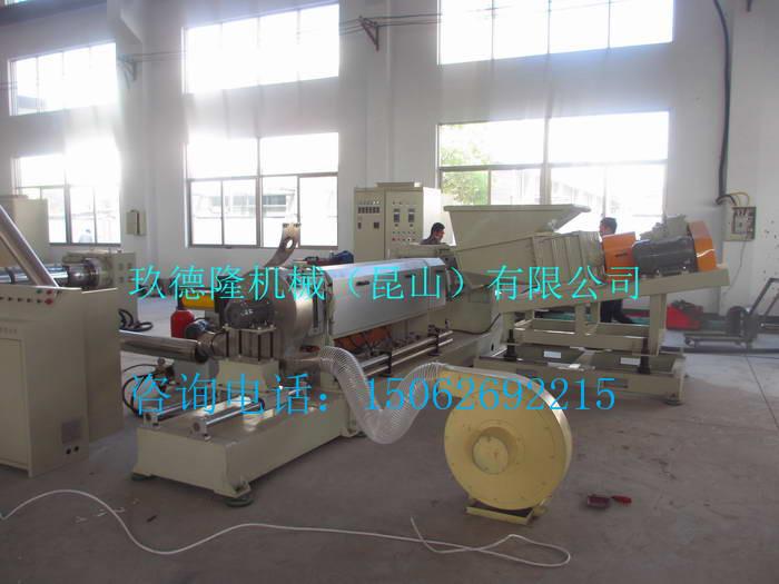 氧化锌母粒造粒机,氧化锌高填充母料造粒机优质设备