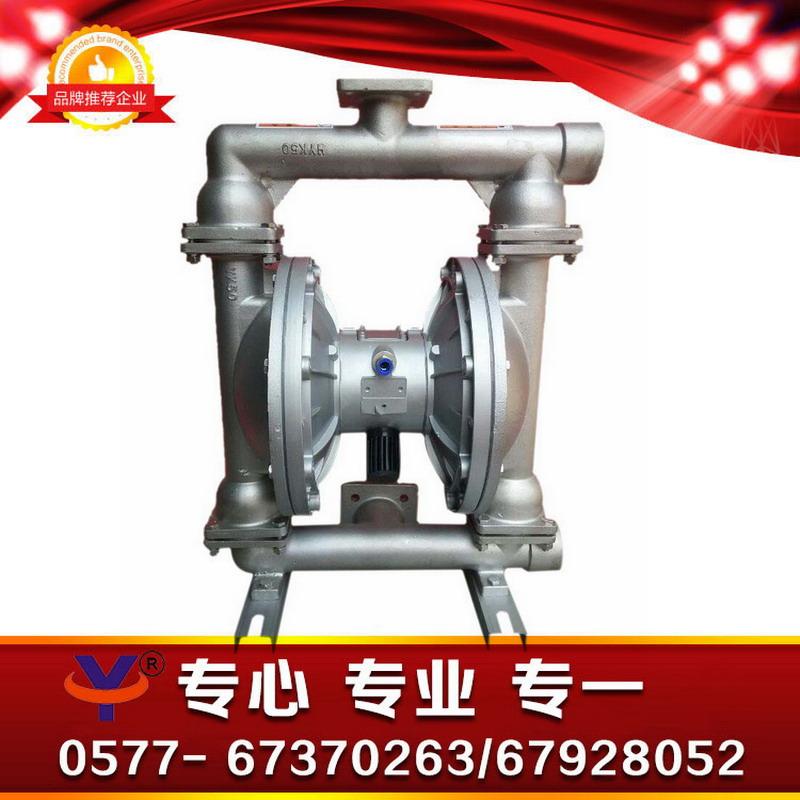 金属双隔膜泵