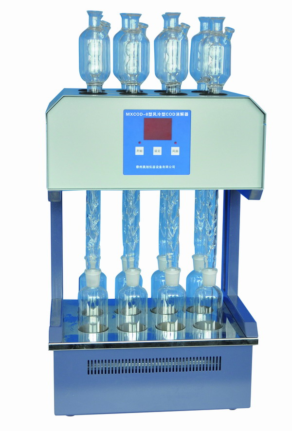 MXCOD(HCA-101型)8、12管风冷COD消解器