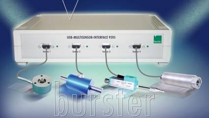 供应德国BURSTER压力传感器