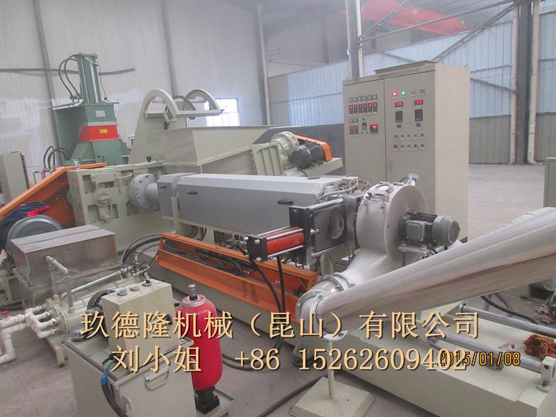 昆山橡胶母料造粒机生产商