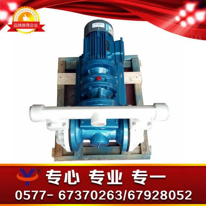 塑料特氟龙电动隔膜泵
