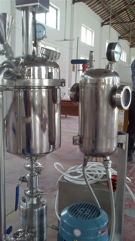 GRS2000高速管线式乳化机