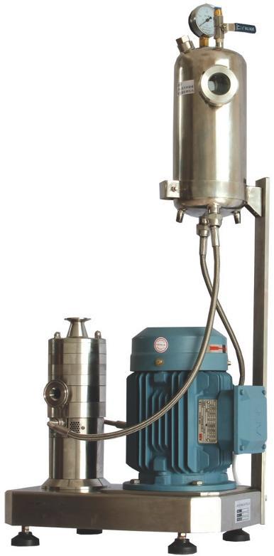 GMSD2000高速化学肥料研磨分散机