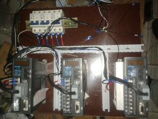 慧控機電 永宏PLC自動繞絲機控制系統