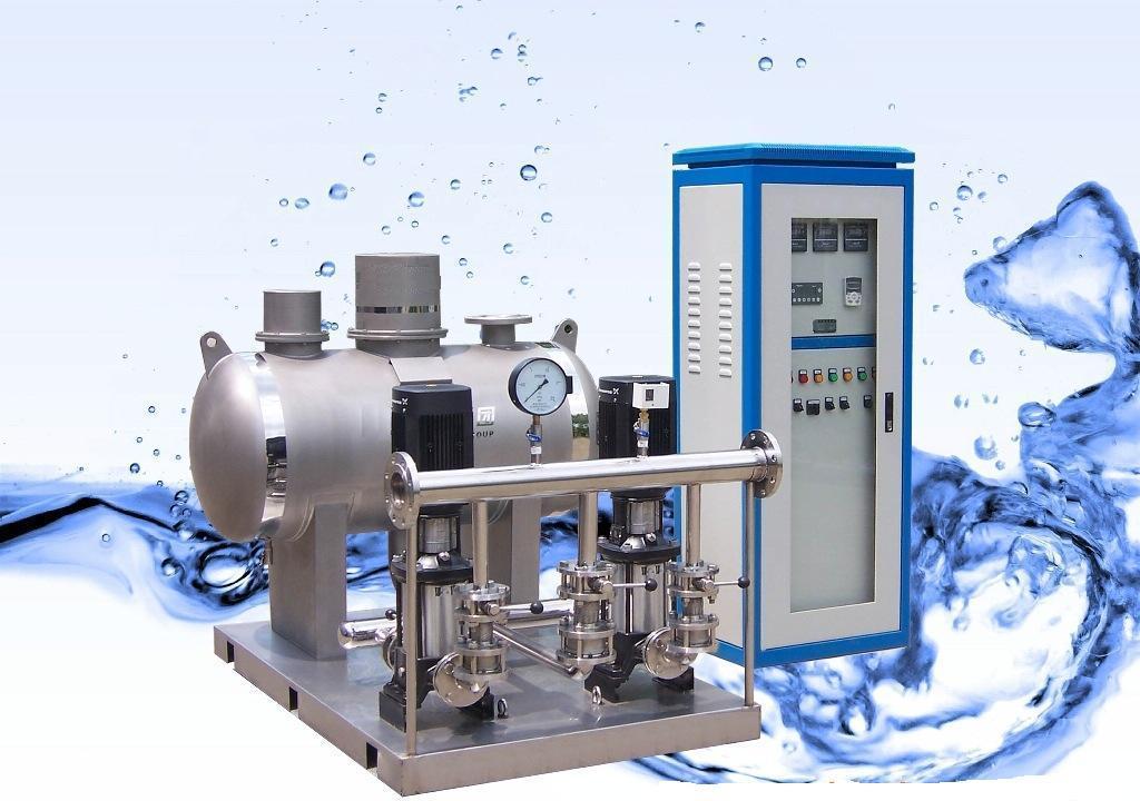智能无负压供水设备,不锈钢无负压,无负压变频供水设备