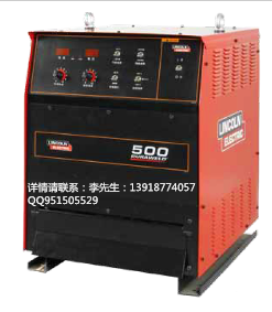 上海林肯二氧化碳气体保护焊机DURAWELD™ 500