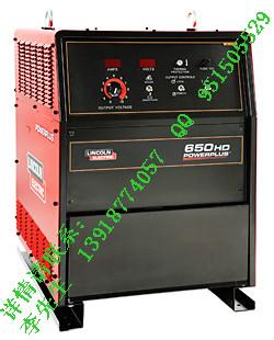 林肯气保焊机POWERPLUS® 650HD重型焊机