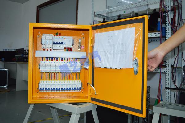 建筑工地临时电箱 三级配电箱