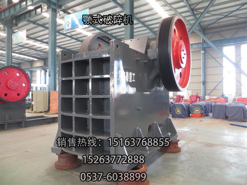 京泰重工JT系列颚式破碎机高品质厂家直销