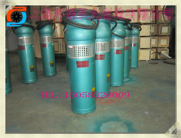 立式潜水泵厂家,充水湿式潜水电泵,QSP60-20-5.5