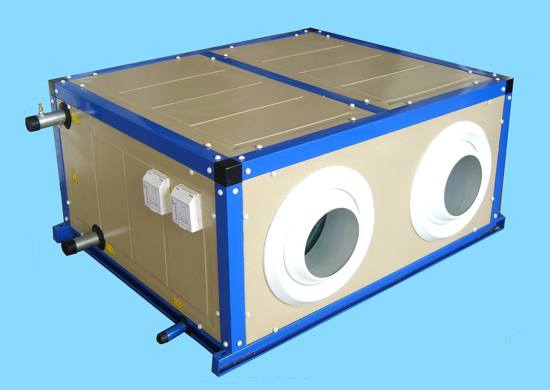 德州亚太制造优质(吊顶式空调器)用途:大型车间 厂房送风专用设备