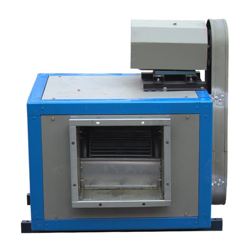 制造亚太品牌排烟设备(HTFC离心式风机箱)3C认证澳门金沙银河赌场单位