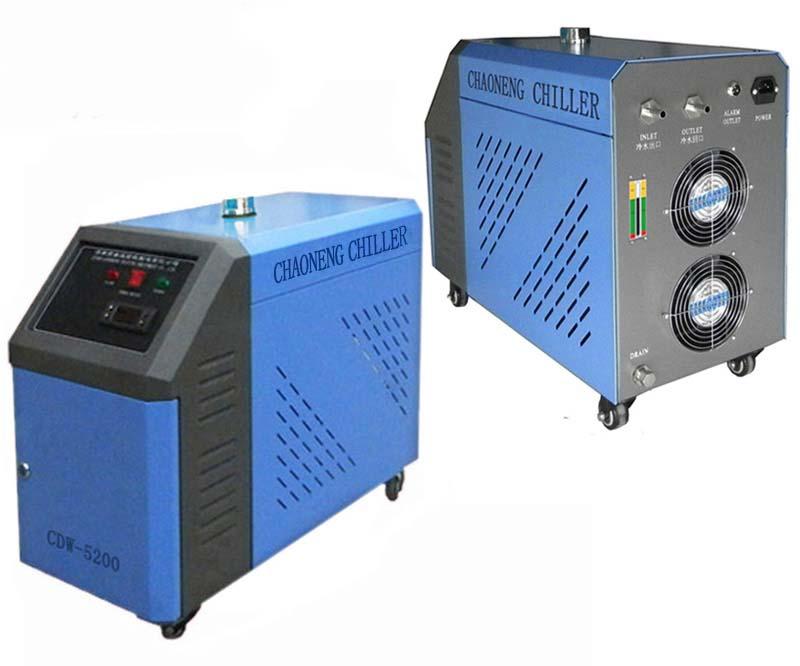 CO2金属射频管单支100W冷却专用激光冷水机