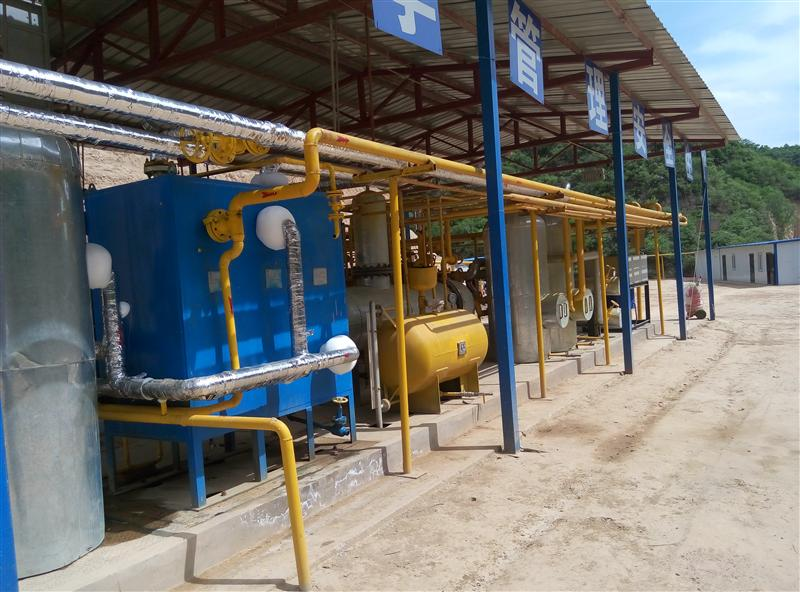 陕北 油气田轻烃回收设备