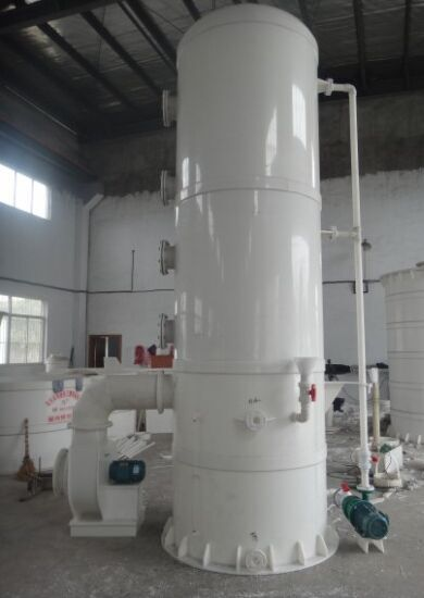 酸雾吸收塔,尾气吸收塔、填料塔、废气净化塔