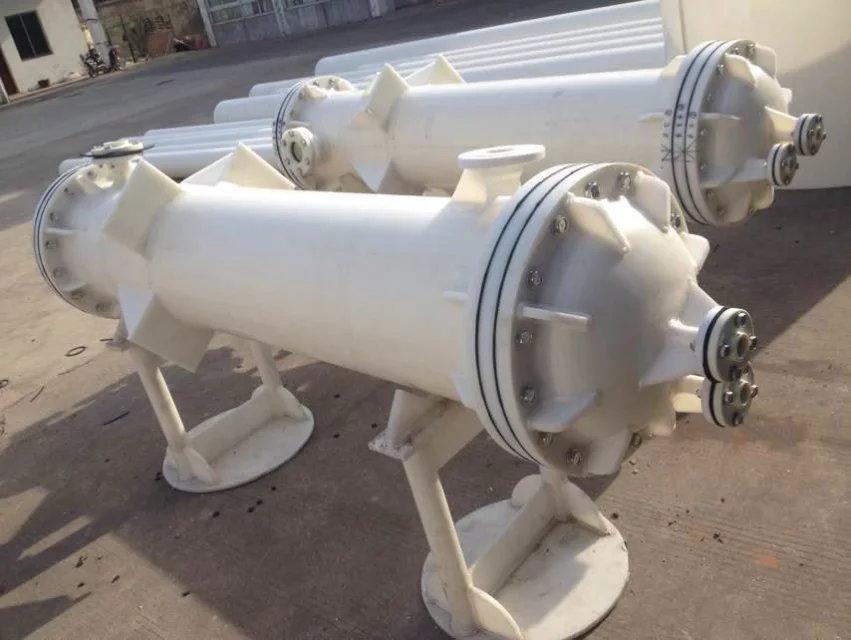 石墨改性冷凝器、石墨改性换热器