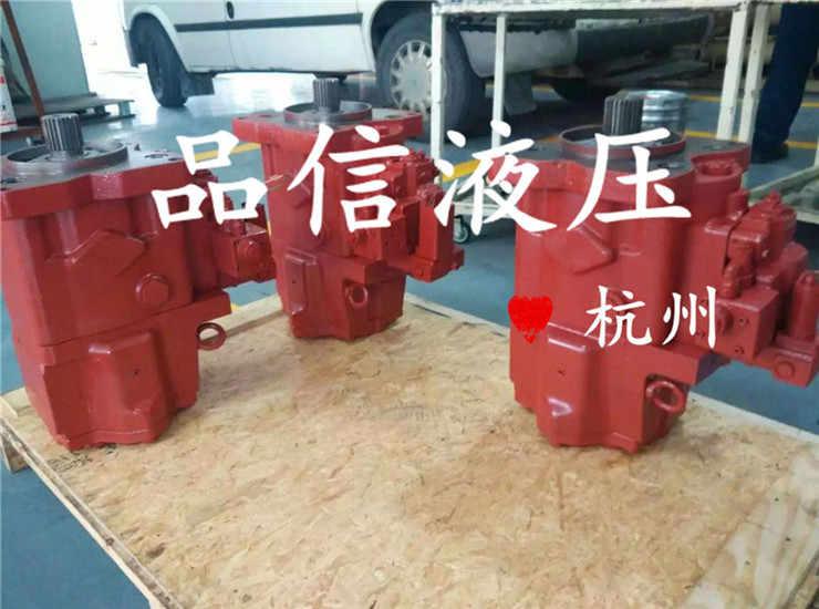供应川崎K5V200混凝土泵车主油泵齿轮泵