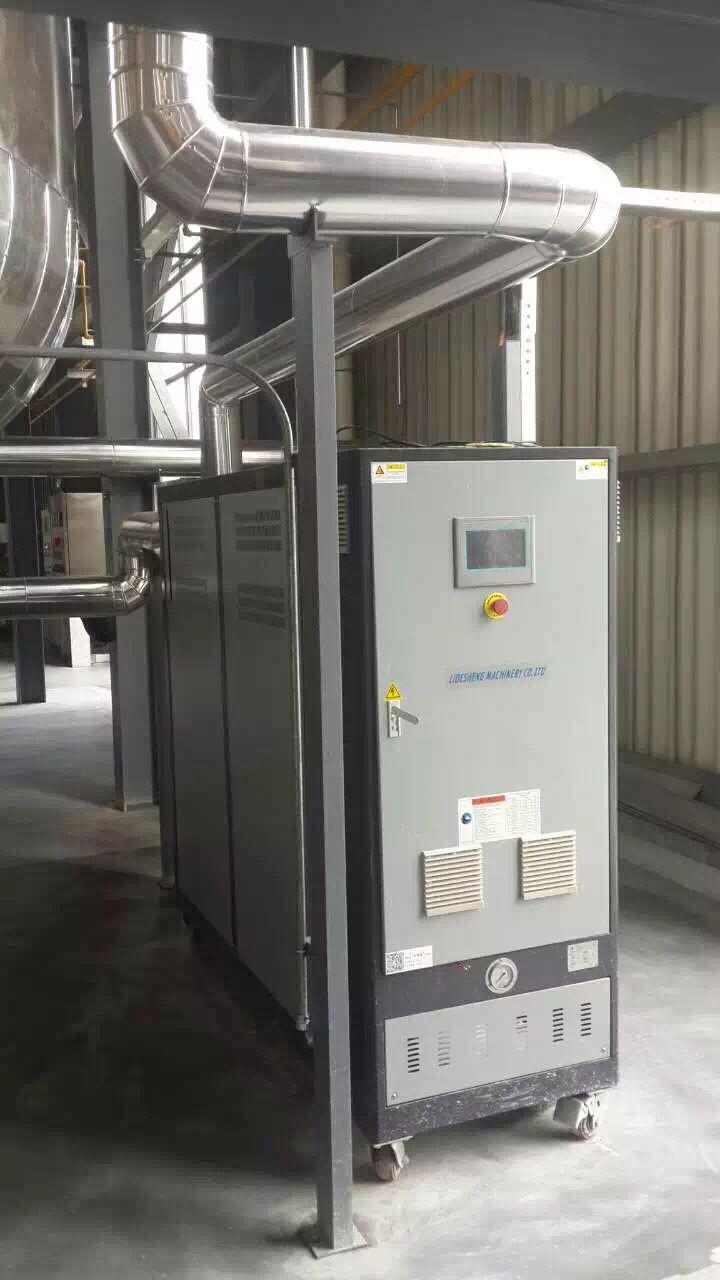 反应釜油加热器,反应釜专用模温机