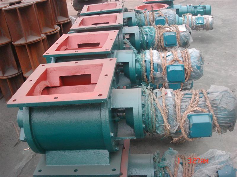 链条式316L不锈钢方口1200*1200电动减速机插板阀