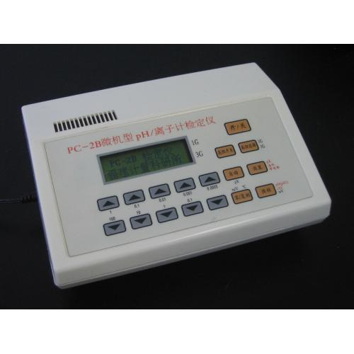 PC-2B微机型pH/离子计检定仪