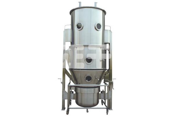 常州凯正沸腾制粒干燥机